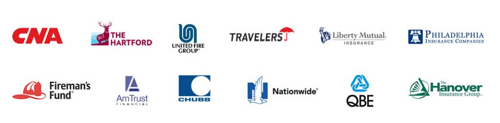 Logos of Commercial Partners