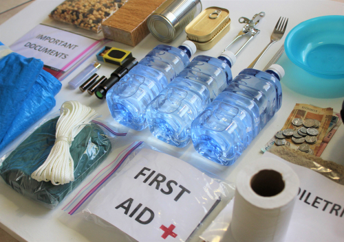 A disaster supply kit,or go bag is a collection of basic items your household may need in the event of an emergency-img-blog