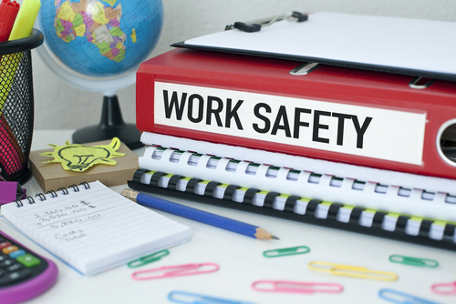 work safety : procedures policies documents concept on office desk-img-blog